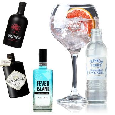 GIN - Se vores store udvalg af lækre Gin lige her