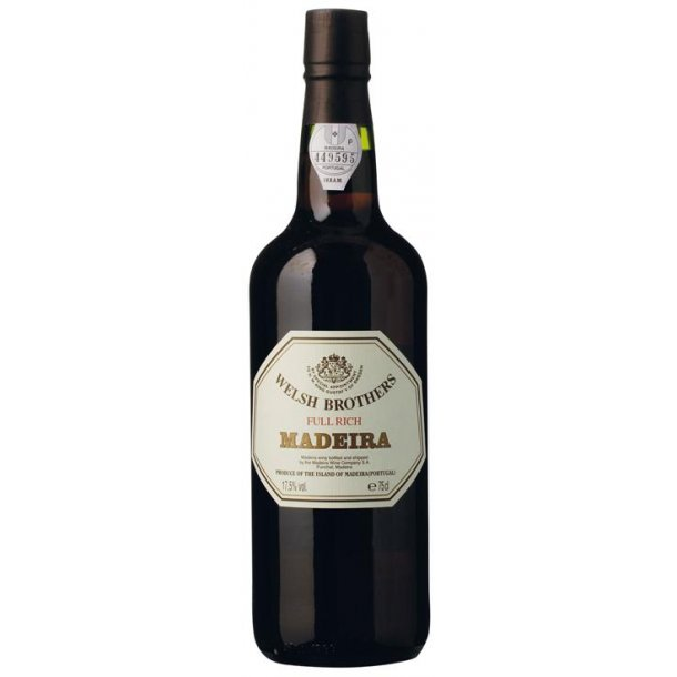 Madeira Welsh Brothers Full Rich