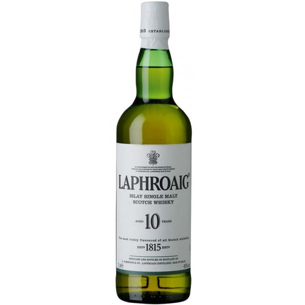 Laphroaig Single Malt Whisky 40% 70CL