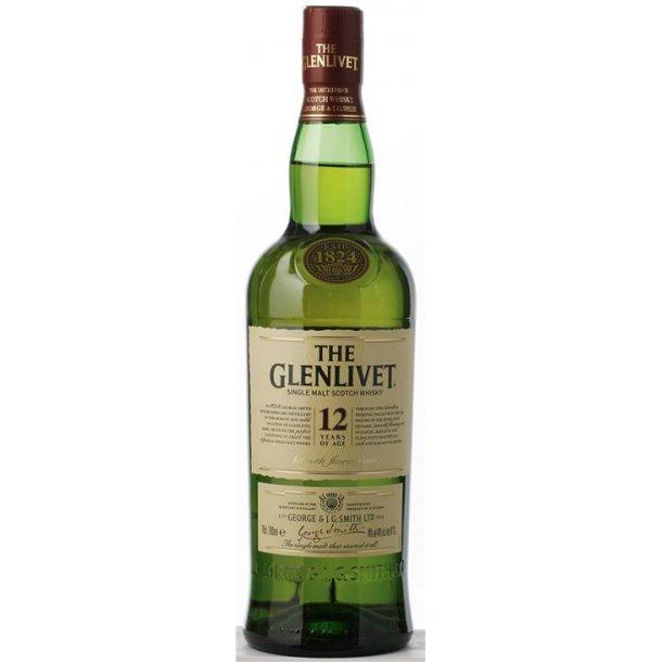 The Glenlivet Founders Reserve Whisky 40% 70CL