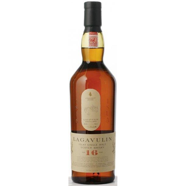 Lagavulin Single Malt Whisky 16år 43% 70CL