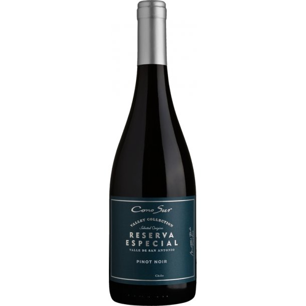 Cono Sur Reserva Especial Pinot Noir 2016 - 14% - CHILENSK RØDVIN - VIN MED MERE .DK