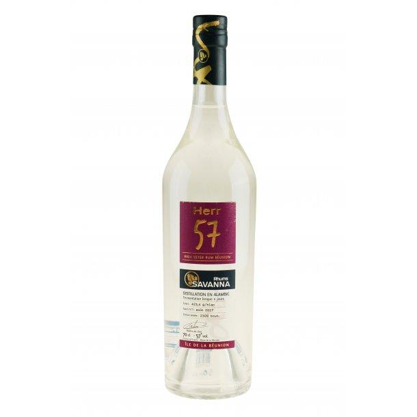 Savanna Finish HERR Blanc 57 Rom - 57%
