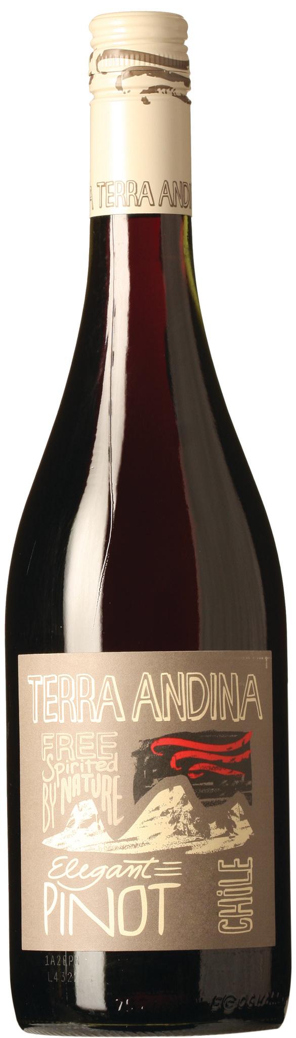 Sur Andino S.A. Elegant Pinot - 13% - CHILENSK RØDVIN - VIN MED MERE .DK