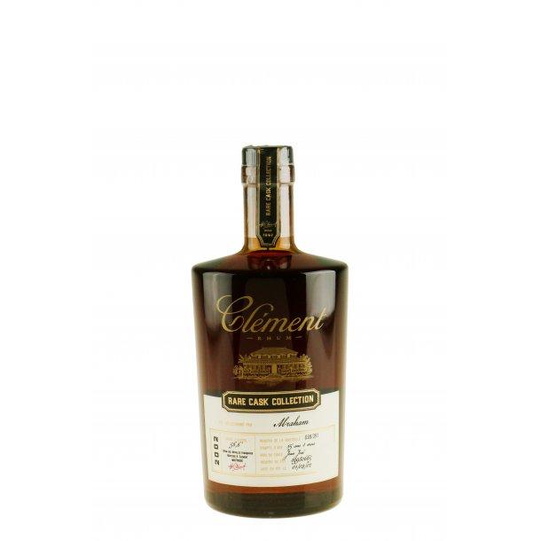 Clément Rare Cask Abraham 15 YO Rom 50 cl. - 56,6%