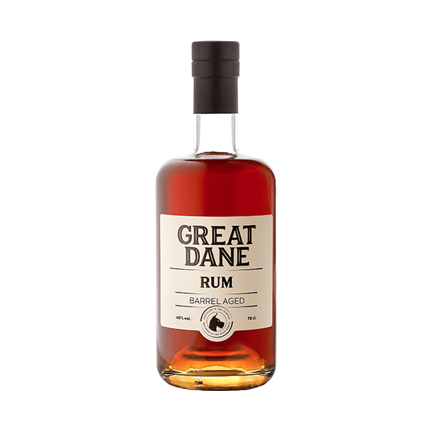 Great Dane Spiced Rum 70 cl. - 40%