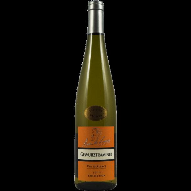Anne de Laweiss Alsace Gewurztraminer 2015 Vieilles Vignes