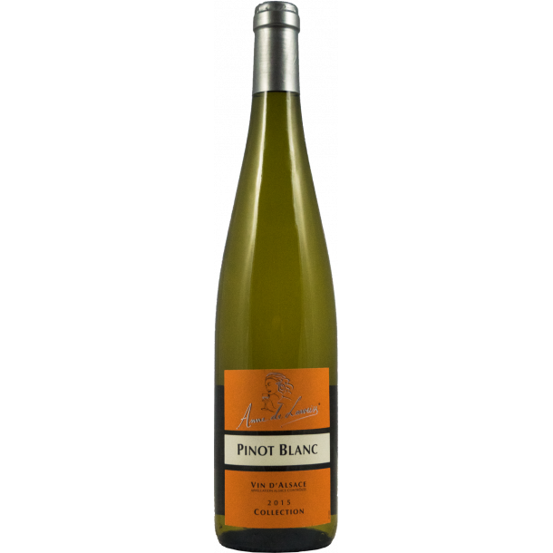 Anne de Laweiss Alsace Pinot Blanc Collection 2015
