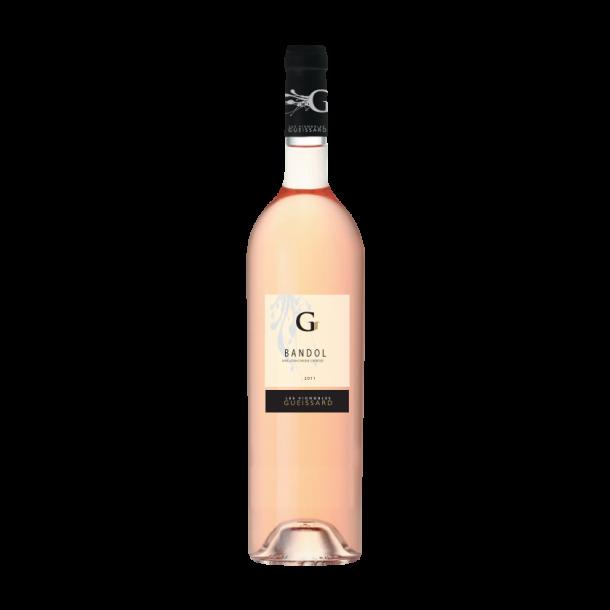 GUEISSARD Bandol Rosé 2015