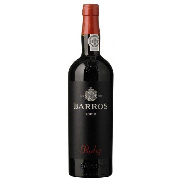 Barros Ruby portvin