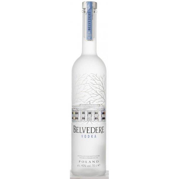 Belvedere Vodka Pure 40% 70CL