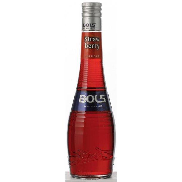 Bols Strawberry Likør 50 cl.
