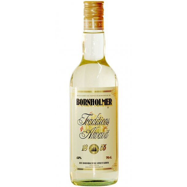 Bornholmer Akvavit 1855 42% - 70 CL.