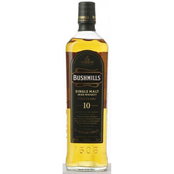 Bushmills Single Malt Whisky 10års 40% 70CL