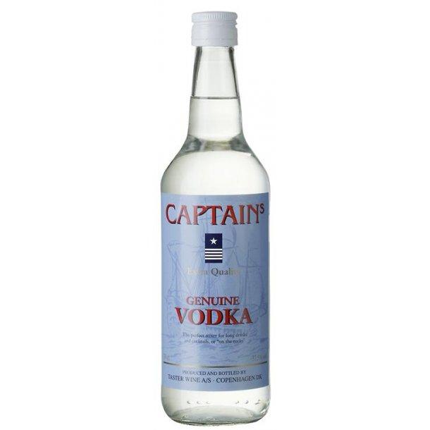Captains Vodka 37,5% 70CL
