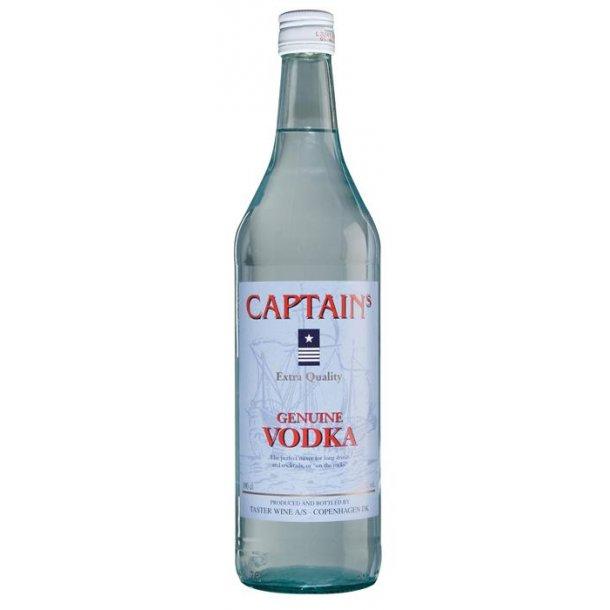 Captains Vodka 37,5% 100CL