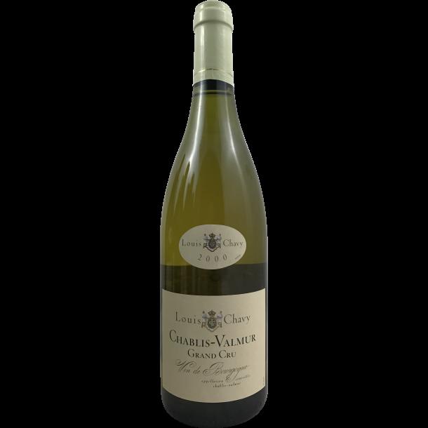 Bourgogne Louis Chavy Chablis-Valmur Grand Cru Blanc 2000