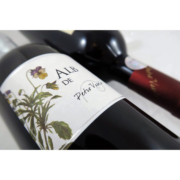 Chardonnay Alb Petro Vaselo 2015