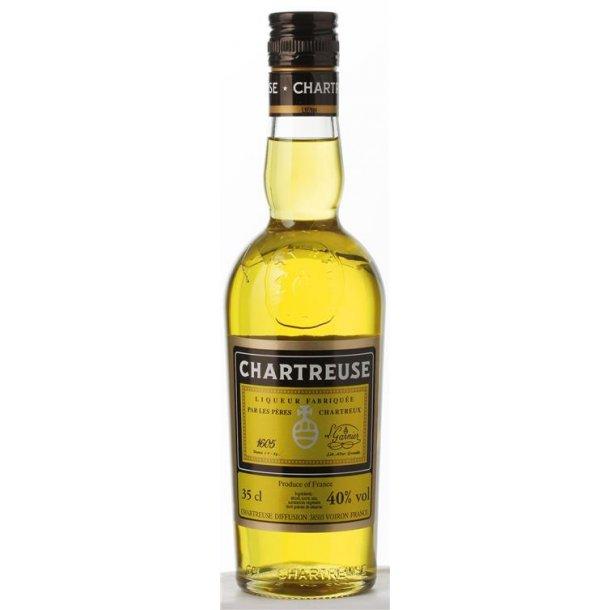 Chartreuse Gul Likør 35 cl.
