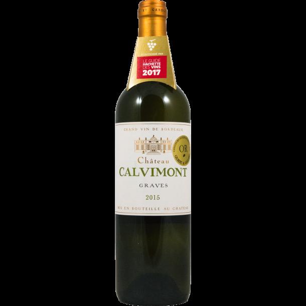 Château Calvimont Graves Grand vin de Bordeaux 2015