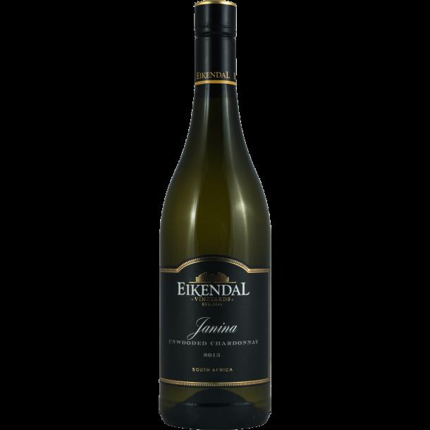 Eikendal Janina Unwooded Chardonnay 2015