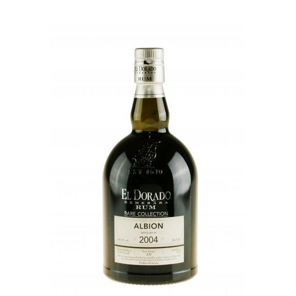 El Dorado Rum Rare Collection Albion 2004, 70 cl. - 60,1%