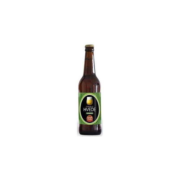 Grauballe Bryghus - Grauballe Hvede ØKO 50cl. 4,7%