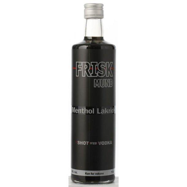 Frisk Mund Menthol Lakrids 30% 70CL