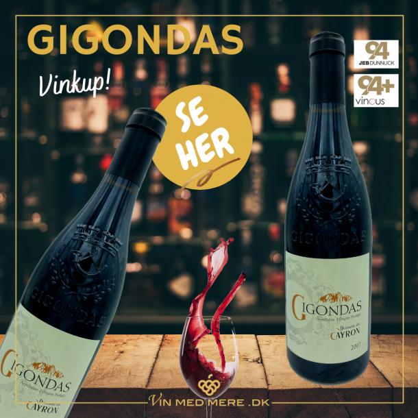 Gigondas Domaine du Cayron 2018