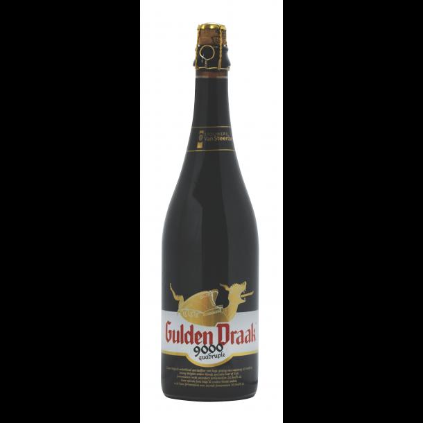 Gulden Draak Quardruple 9000 75CL 10,5%