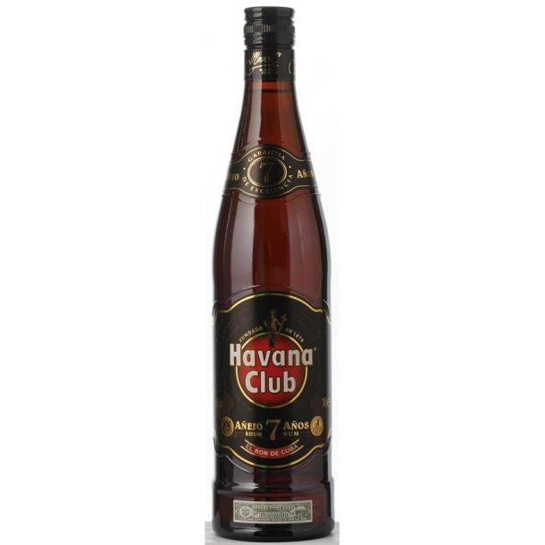 Havana Club 7 år