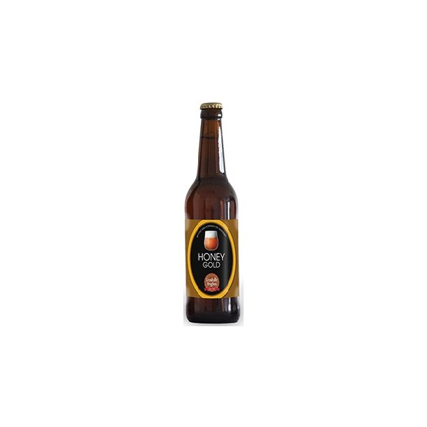 Grauballe Bryghus - Honeygold 50cl. 7,0%