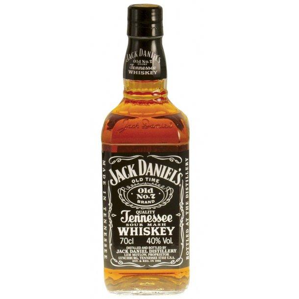 Jack Daniels Black Label Old no. 7 40% 5CL