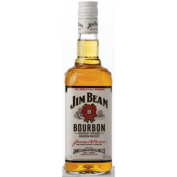 Jim Beam Bourbon 40% 5CL