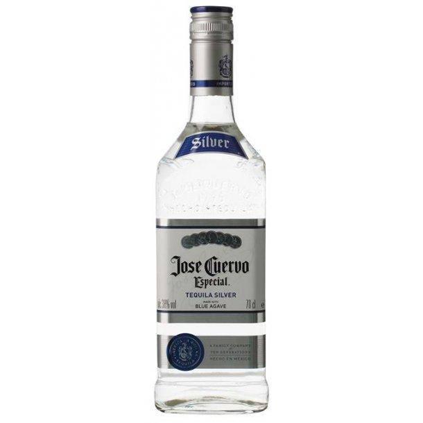 José Cuervo Silver Especial Tequila
