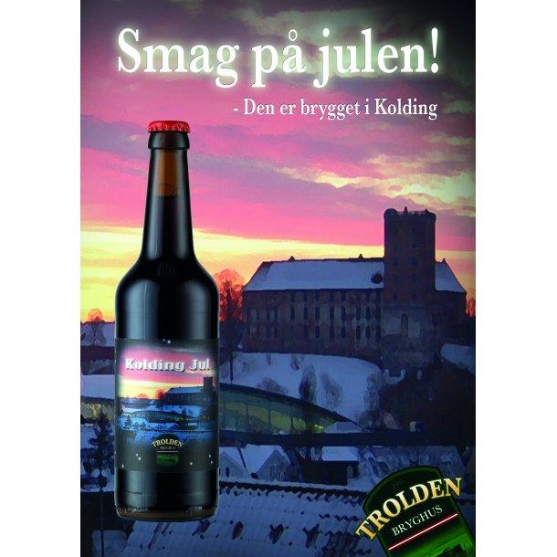 Trolden Bryghus Kolding Jul - 50 CL.