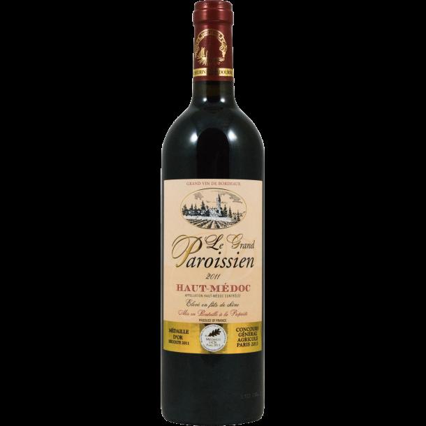 Le Grand Paroissien Haut Medoc Bordeaux 2011