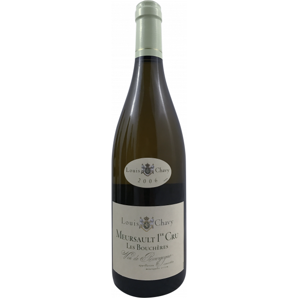 Bourgogne Louis Chavy Meursault 1er Cru Les Bouchéres Blanc 2006