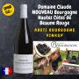Domaine Claude NOUVEAU Bourgogne Hautes Côtes de Beaune Rouge