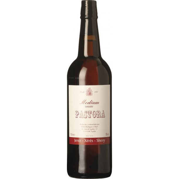Pastora Medium Sherry 15%