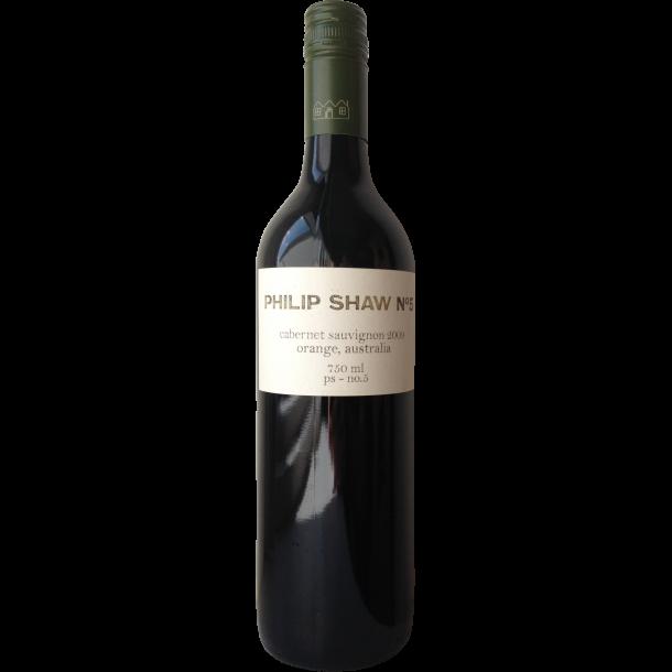 Philip Shaw NO 5 Cabernet 2009 13,5%