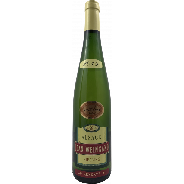 Jean Weingand Riesling 2015