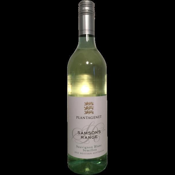 Samsons Range Sauvignon Blanc / Semillon 2013
