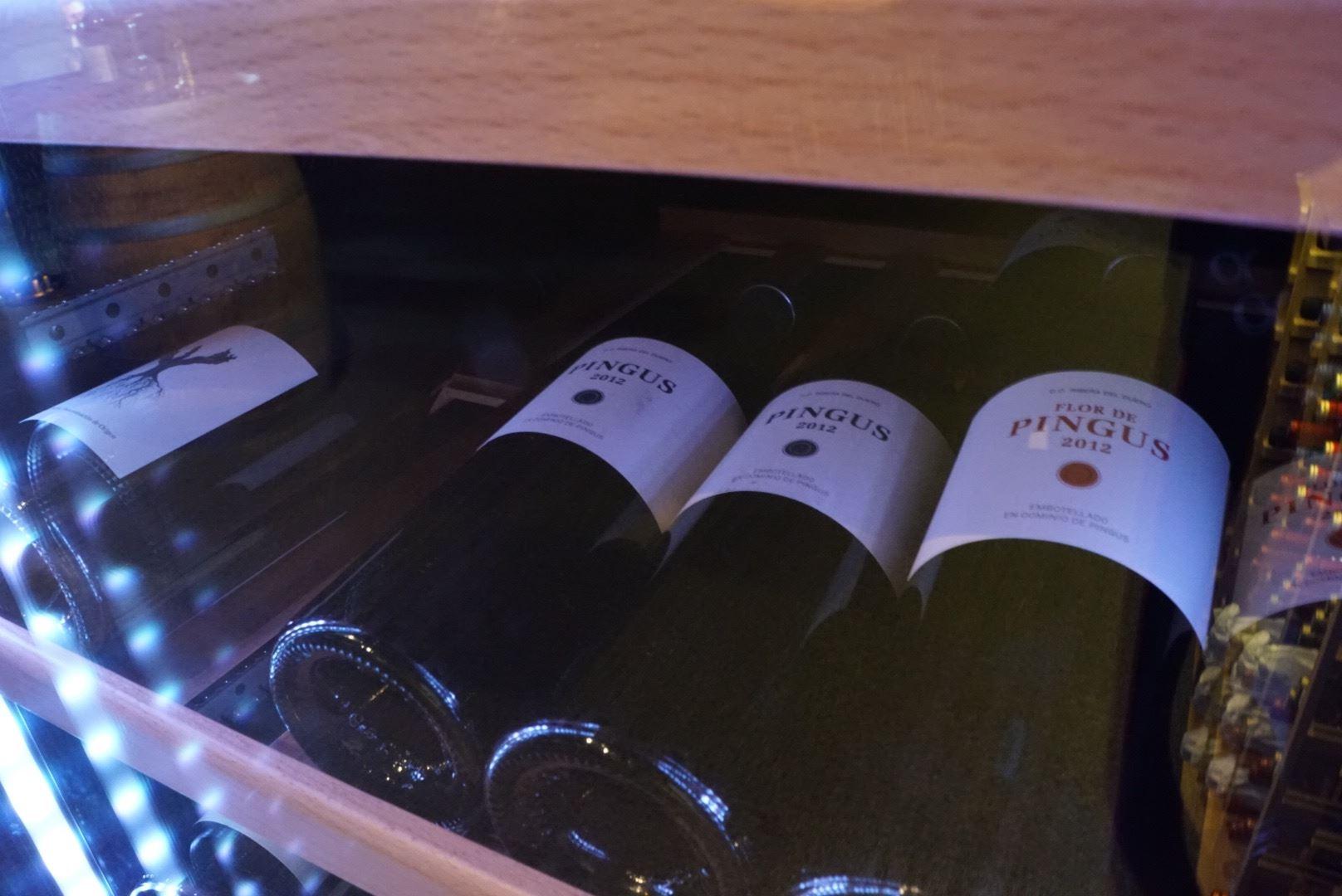 Billede af 3 Pingus vine