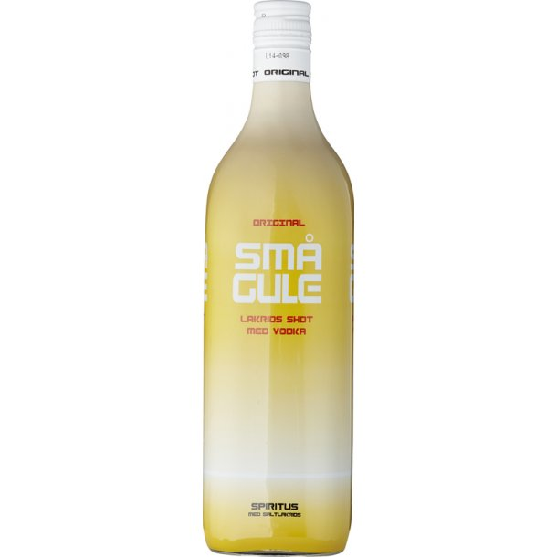 Små Gule Shot 16,4% - 1,0 Liter