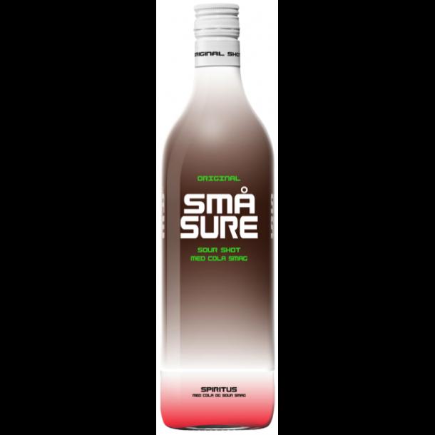 Små Sure Cola Shot 16,4% - 1,0 Liter