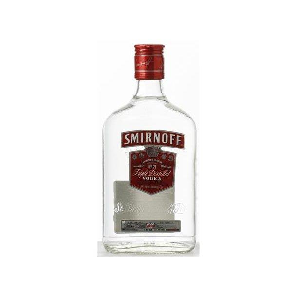 Smirnoff Vodka 37,5% 35CL