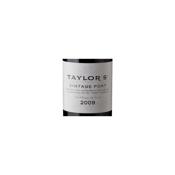 Taylor`s Vintage Port 2009