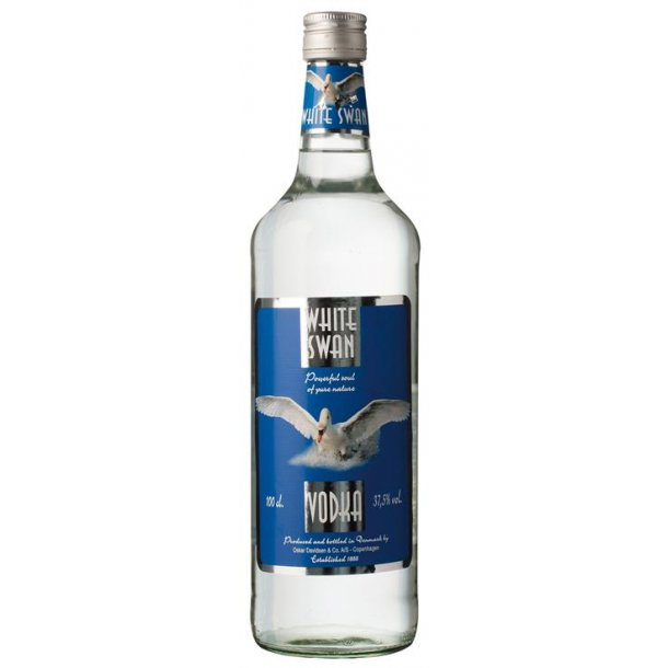 White Swan Vodka 37,5% 100CL