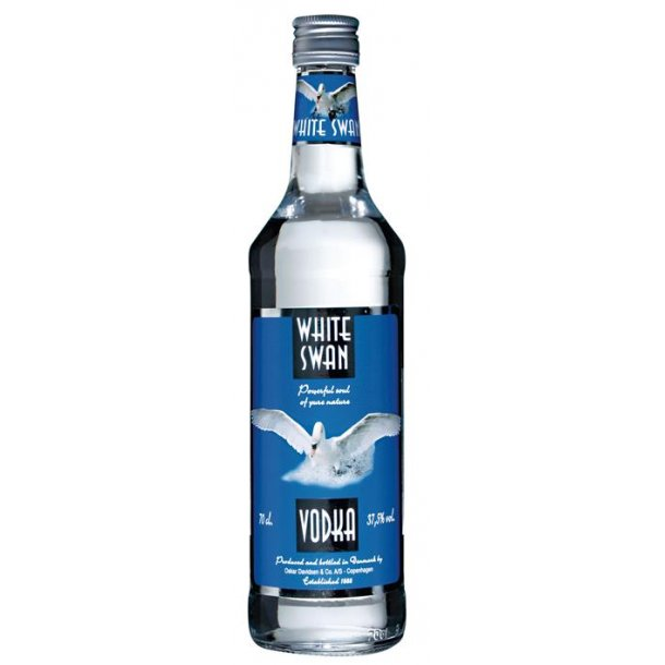 White Swan Vodka 37,5% 70CL